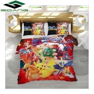GOANG bedding set 3d digital p