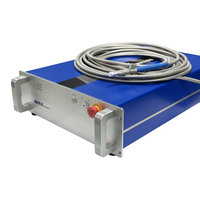 BCXLASER laser tube 500W 750W 1000W Max Raycus fiber laser source for laser equipment