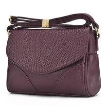 Yüksek kalite moda kadın postacı çantası hakiki deri inek derisi kadın küçük çanta bayan çanta kadın Crossbody omuz çantaları