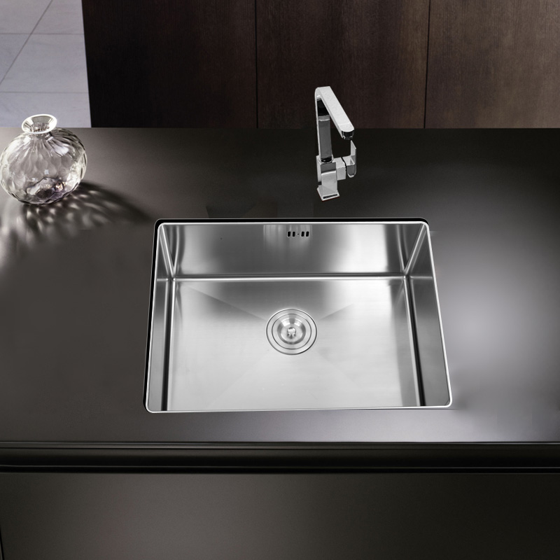 seamless kitchen sink kitchen sink undermount handmade brushed seamless 304 2142