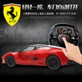 RC toys car for children  Remote control 1:18 toys gift RC opening door LED light  toy car Free shipping