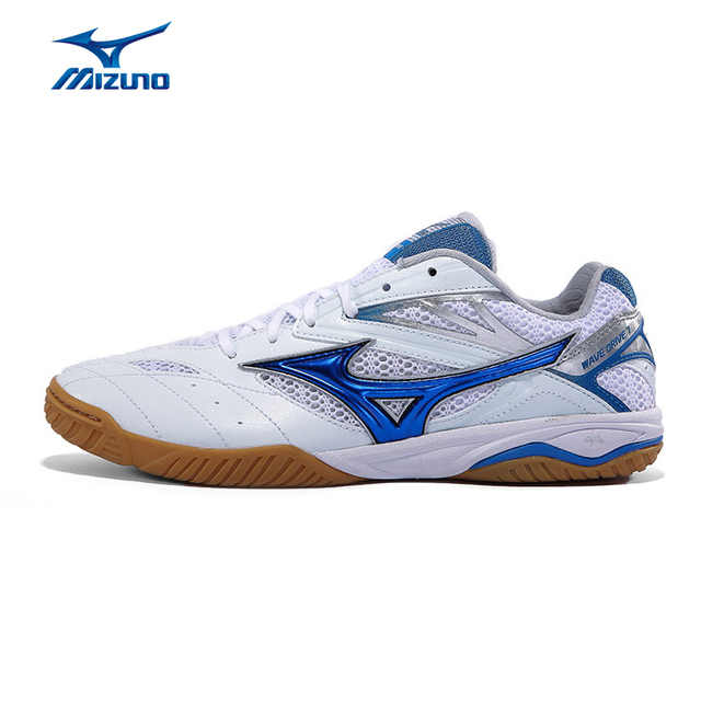 f21511f992 MIZUNO Sports Sneakers Men s WAVE DRIVE 7 Table Tennis Ball Shoes Mesh  Breathable Cushioning Men Sport Shoes 81GA150527 YXT002