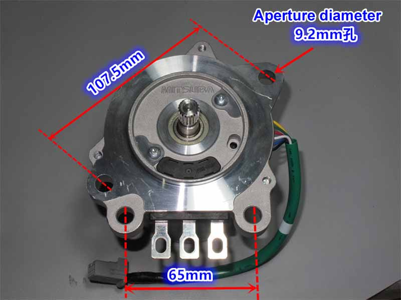 High torque 3.8N.m 12V 2600RPM 24V 5300RPM DC motor DC high power 600w resolver brushless servomotors DIY cnc dc spindle motor 500w 24v 0 629nm air cooling er11 brushless for diy pcb drilling new 1 year warranty free technical support