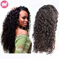 Grade 7A Brazilian Curly Hair Lace Front Wigs Glueless Full Lace Wigs With Baby Hair Full Lace Human Hair Wigs For Black Women