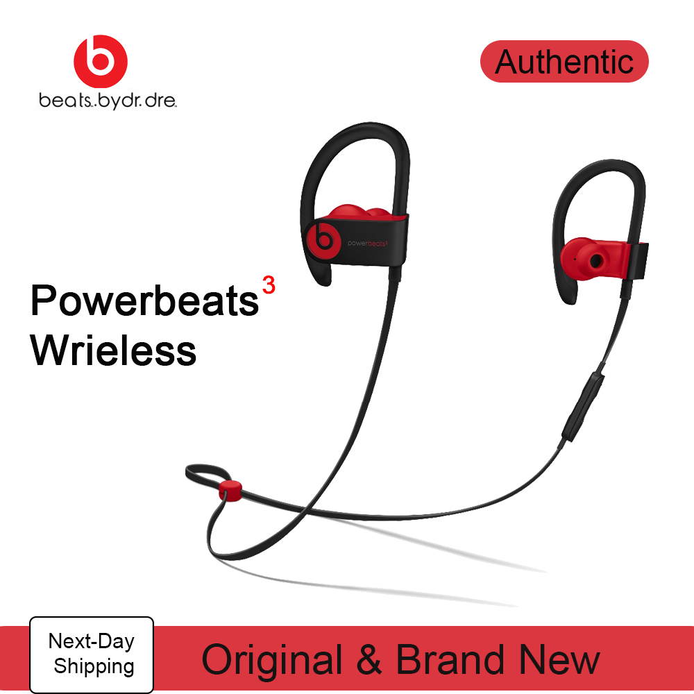7f2387a7248 Beats by Dr. Dre Powerbeats 3 Wireless Bluetooth Sport Headphones for IOS  and Android In Ear with Earhook