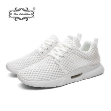 New exhibition Men Mesh Shoes 2018 Fashion Sneakers Brand Summer Mens Breathable Lightweight Walking Casual sapato 39-48
