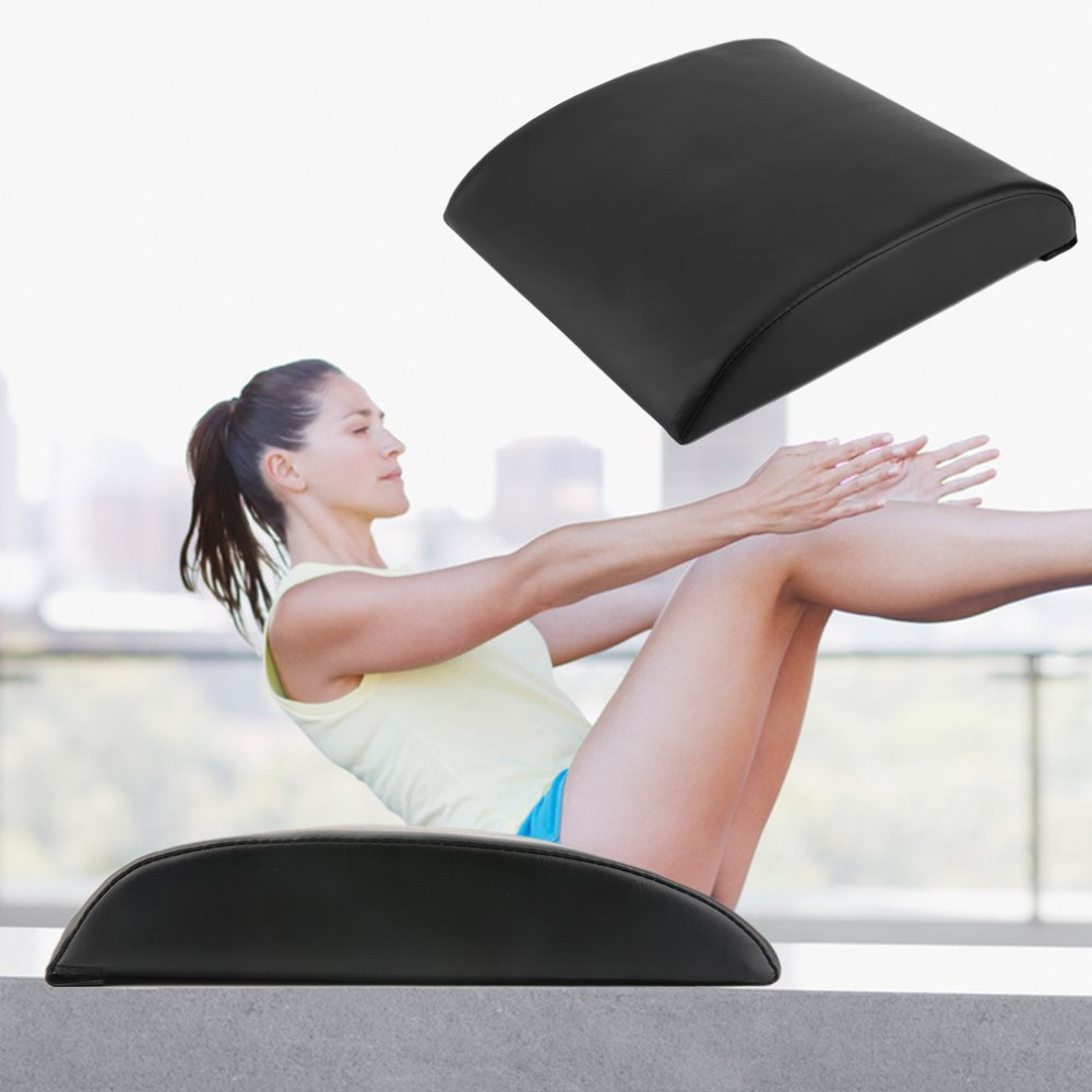 AbMat Ab Mat Abdominal / Core Trainer For CrossFit, MMA, Sit-ups (NO DVD) Injury Prevention with an Emphasis on Comfort