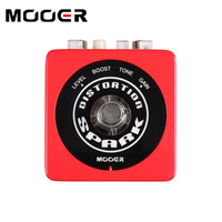 NEW Effect Guitar Pedal MOOER SPARK DISTORTION Modern High Gain Tone Full Metal Housing Free Shipping