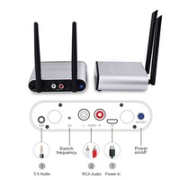 High frequency Strong Anti interference Long Distance HD Wireless Transmission System Kit HDMI Extender Transmitter