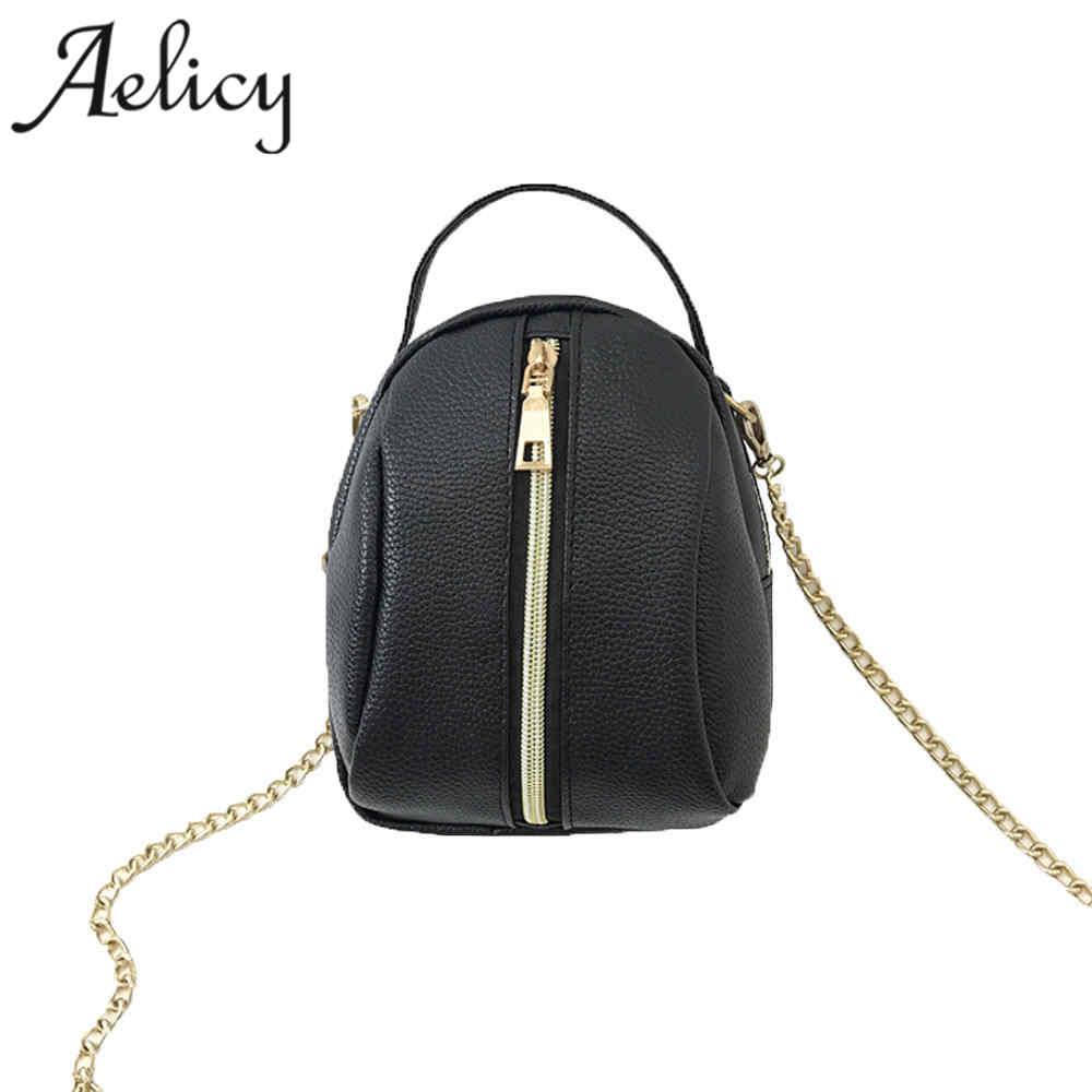 Aelicy New Women Leather Mini Crossbody bags Small Women Bag Messenger Shoulder Sling Pu ...