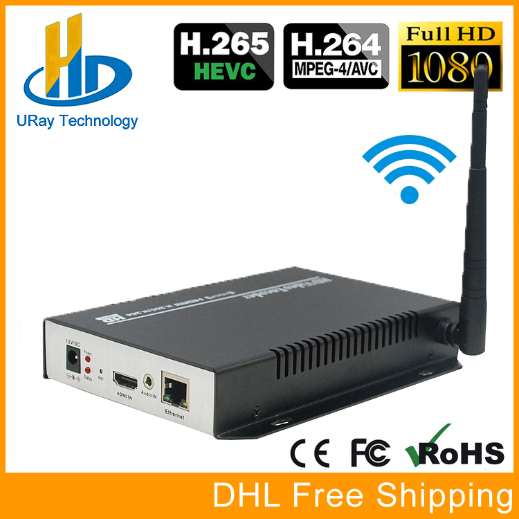 HEVC H265 HDMI To IP Stream Encoder WiFi HDMI Encoder IPTV H.265 HDMI RTSP Encoder Support HTTP RTSP RTMP UDP uray 3g 4g lte hd 3g sdi to ip streaming encoder h 265 h 264 rtmp rtsp udp hls 1080p encoder h265 h264 support fdd tdd for live