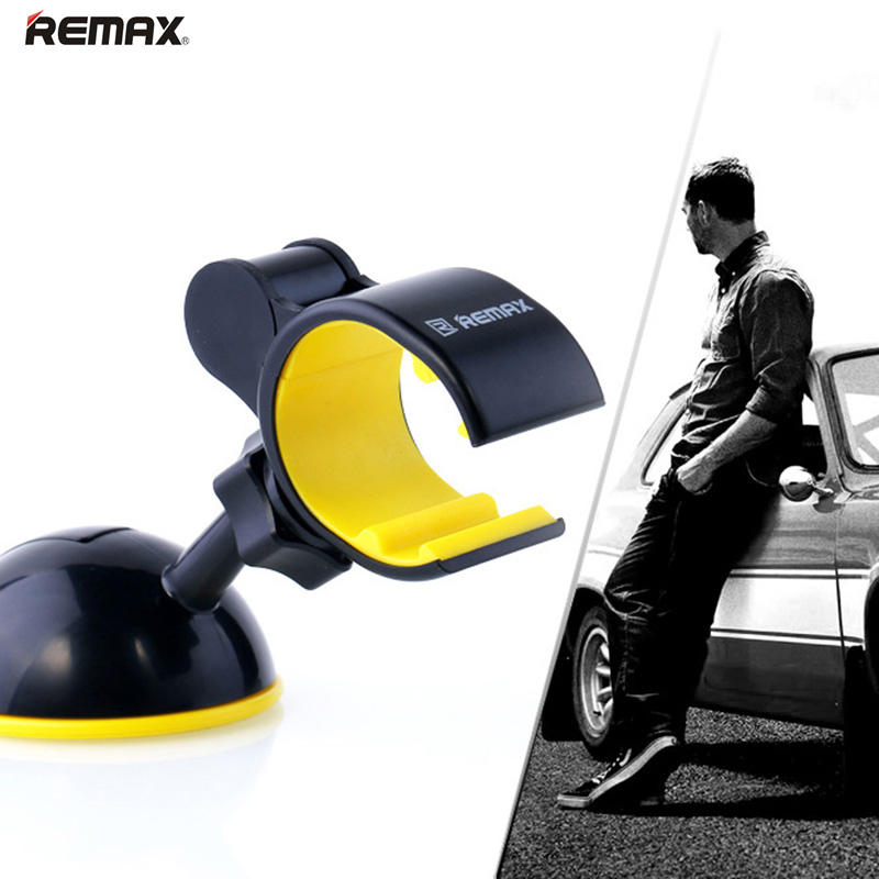 Universal Remax <font><b>Car</b></font> Mobile Phone <font><b>Holder</b></font> 360 Rotation <font><b>Air</b></font> <font><b>Vent</b></font> GPS Bracket <font><b>Mount</b></font> Stand <font><b>For</b></font> iPhone Samsung <font><b>Suction</b></font> <font><b>Cup</b></font> Adjustable