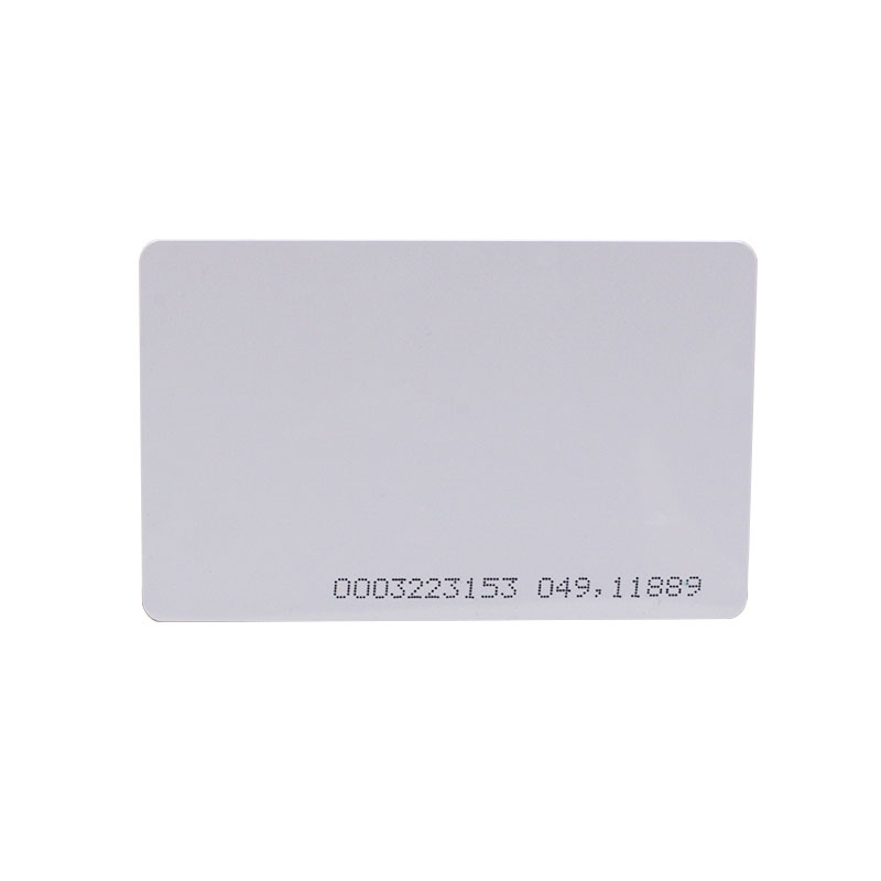 100pcs LAGUTE Generic Contactless 125kHz EM4100 compatible chip RFID Proximity ID Smart Entry Access Card hot sell 50pcs 125khz pvc rfid waterproof proximity contactless cards in access control with em chip