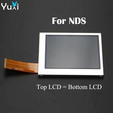 ЖК экран yuxi для игровой консоли nintendo ds экраны
