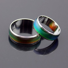Mood Color Changing Smart Emotion Temperature Ring