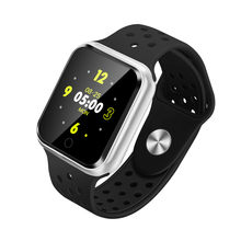 Lerbyee Fitness Tracker M4 Waterproof IP67 Blood Pressure Smart Bracelet Bluetooth Call Reminder Sport Wristband for iOS Android(China)