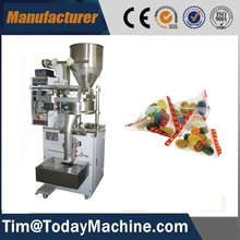 Automatic Liquid water honey sauce shapoo Filling machine for sachets packing brand new gear pump liquid filling machine 3 4000ml for perfume sauce milk