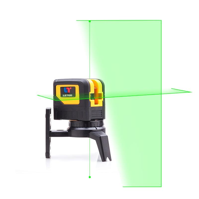 LETER laser level Two laser line points Two laser lines