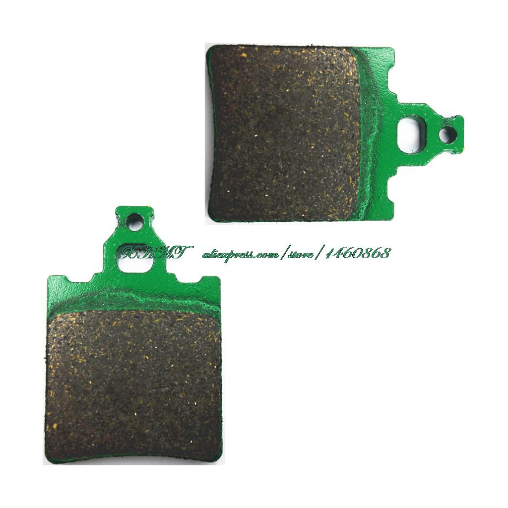 Brake Pads Set For Cagiva Elefant 200 (85&Up) / A.E. (86&Up) N125 N 125 (91&Up) Sst125 Sst 125 (81&Up)/Low Rider (83&Up)