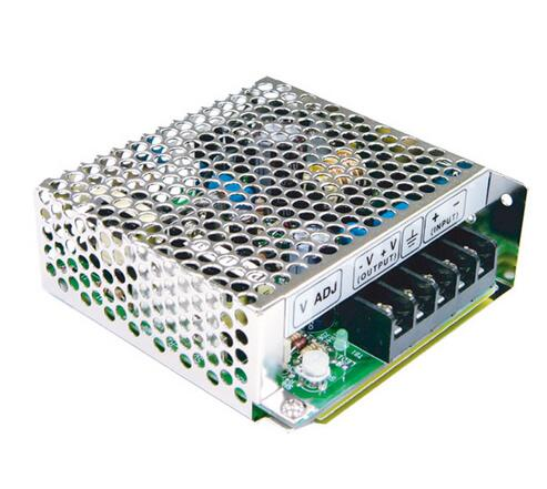 Mean Well  SD-25A-5 5v 5A  25W Single Output DC-DC Converte-12v-5v car led display power supply