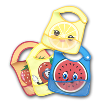 Baby Bibs EVA Plastic Waterproof Lunch Feeding Bibs Baby Cartoon Feeding Cloth Children Baby Apron Babador de bebe baby bibs eva waterproof lunch feeding bibs newborn baby cute cartoon feeding cloth bib children apron kids feeding accessories