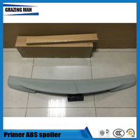 Hot Sale ABS Primer Unpainted Color Rear Lip Spoiler For ACCORD Spoiler 2006 2007 06 07