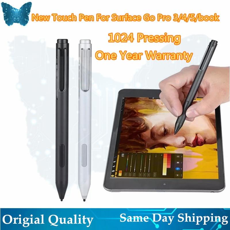 High QualityTouch Stylus Pen For Microsoft Surface 3 Pro 6 Pro 3 Pro 4 Pro 5 Surface Go Book For HP X360 Pavilion X360 Envy X360
