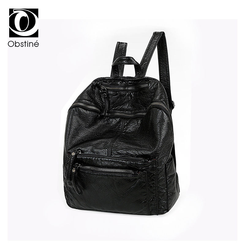 women backpack school bags for teenagers pu leather fashion feminine backpack for girls womens travel black backpacks female bag 2017 new fashion backpacks men travel backpack women school bags for teenagers girls pu leather preppy style backpack