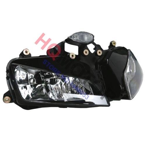 Агрегата фары головного света для Honda CBR600RR ЦБ РФ 600 рублей 2003-2006 мотоцикл
