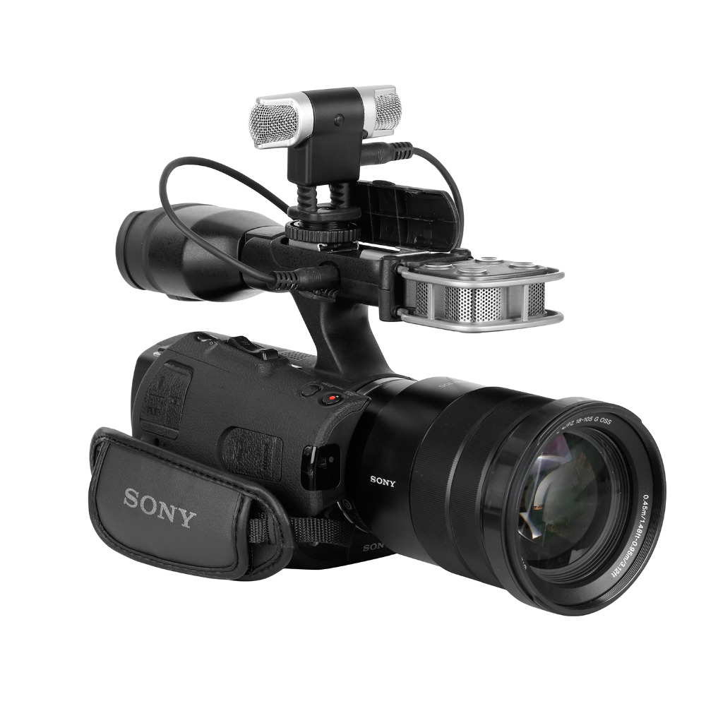 BOYA-BY-MM3-Dual-Head-Stereo-Recording-Condenser-Microphone-for-iPhone-8-Android-Smartphone-DSLR-Camera (2)