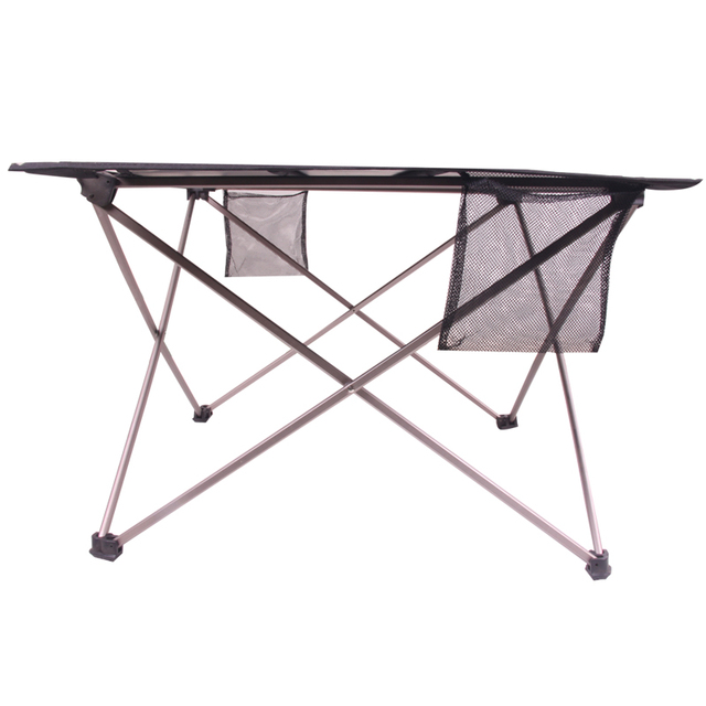Outdoor super light folding table new Oxford cloth aluminum alloy table