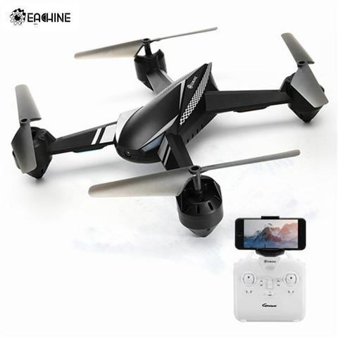 eachine e32hw wifi fpv com 720 p hd camera altitude hode rc zangao quadcopter