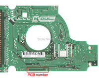 Hard Drive Parts PCB Logic Board Printed Circuit Board 100342240 For Seagate 2 5 IDE PATA