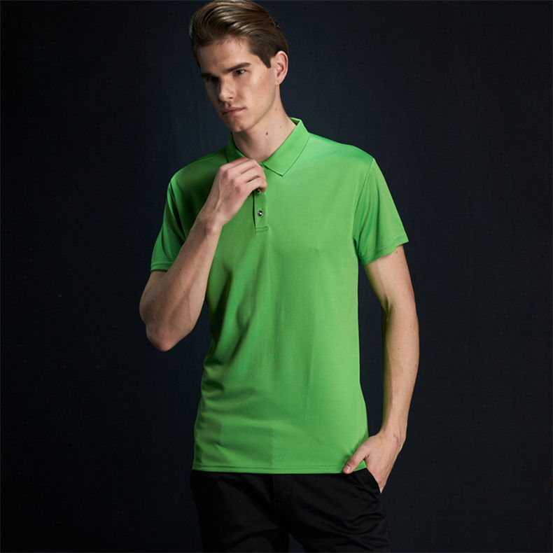 Fast Dry Polo Shirt Men Summer Couple Casual Short Polos Male Fashion Quality Men Women Sport Top Tee 2019 New Fitted Size S-4XL 03