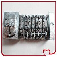51 Tablet Letterpress Numbering Machine Ticket Coding Machine Offset Printing Numbering Machine