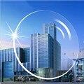 2 unids Asférica anti-radiación anti-reflectante lente de prescripción Index1.61 delgada Cr-39 lentes miopes gafas de lectura lentes de color