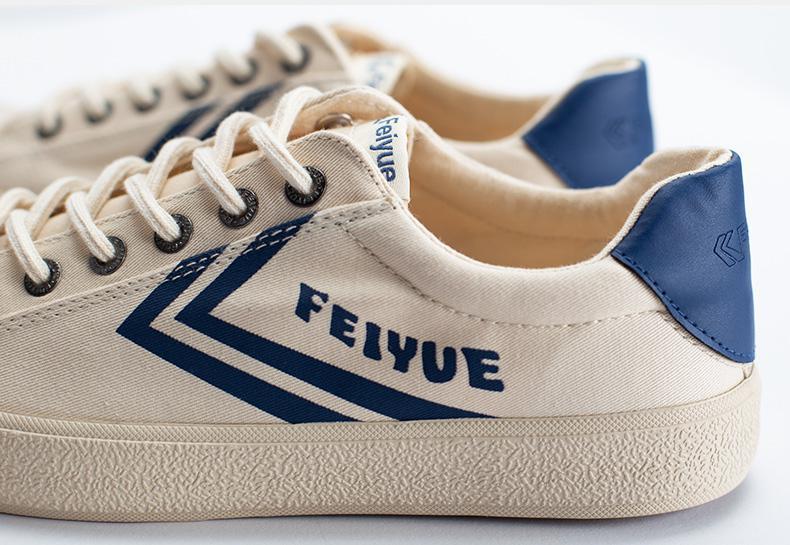 Feiyue shoes New classic Martial arts Tai Chi canvas shoes Rubber shoes men women sneakers 10