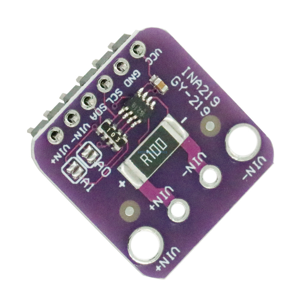1Set GY-219 INA219 IC Bi-Directional DC Current Power Supply Sensor Breakout Board Monitoring Module For Arduino