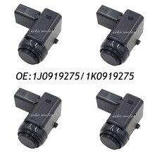 New 4PCS 1K0919275 1J0919275 PDC Parking Sensor For VW Golf Seat Skoda Porsche Cayenne Audi Q7 High quality