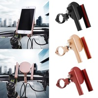 Motorcycle Bike Bicycle Handle Metal Holder Stand For IPhone 7 6 Samsung S8 S7 LG G6