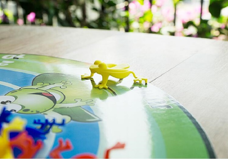 Bouncing Jumping Frog Game 14