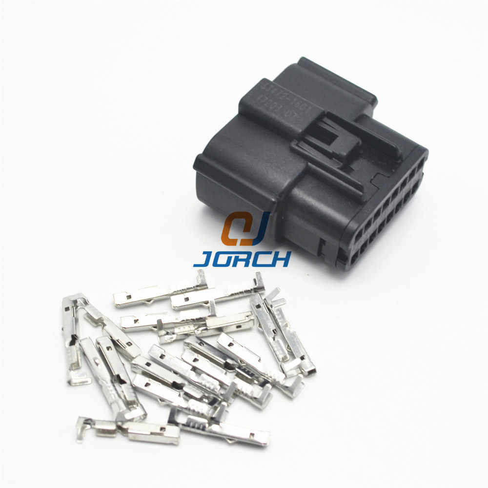 small resolution of  16 pin auto wiring harness cable molex connector 33472 1606 electric plug 33472 1740
