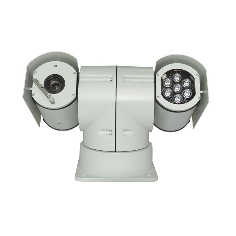 2MP 30x Zoom IR 100M Full HD-SDI Car Roof Mounted PTZ Camera for Patrol Car or Fixed Point City Highway Intersection