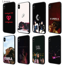 Lavaza Camila Cabello Weiche Silikon Fall Abdeckung für Apple iPhone 6 6 S 7 8 Plus 5 5 S SE X XS MAX XR TPU Fällen(China)