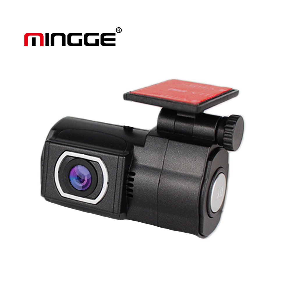MINGGE Mini Car DVR Camera Dash Cam 720P Full HD Driving Recorder Registrator Digital Video Recorder Camera