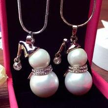 4f56178c55f39 Popular Pearl Snowman-Buy Cheap Pearl Snowman lots from China Pearl ...