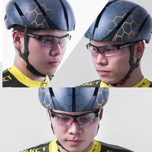 ROCKBROS Photo Chromic Cycling Bicycle Glasses with Myopia Frame