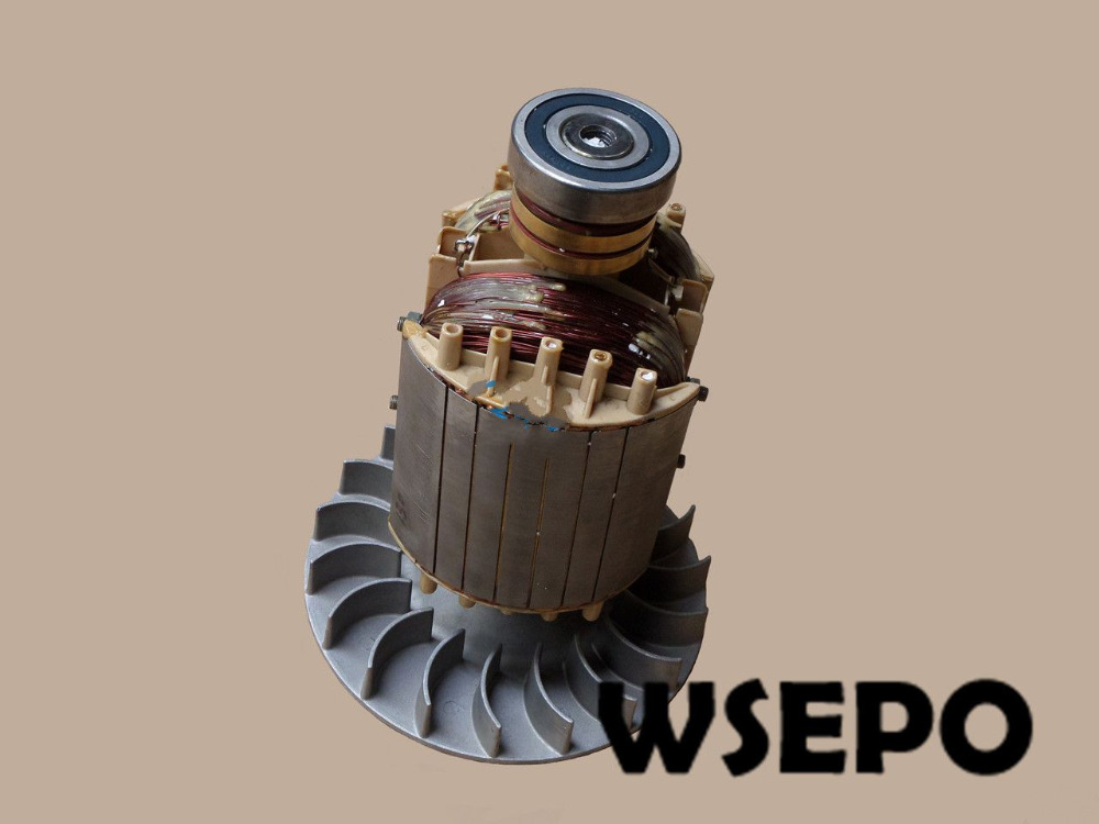 Chongqing Quality! 100% Copper Winding Rotor&Stator Assy for 2V78/GX620 V-Twin Engine Powered Single Phase 10KW Generator chongqing quality 100% copper winding rotor
