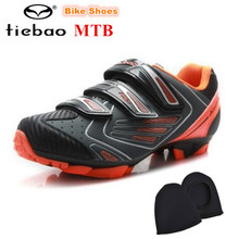 TIEBAO Cycling Shoes Sapatilha Ciclismo Mtb 2018 NEW High Quality  Self-Locking Bicycle Shoes Racing Athletic men bicycle Shoes