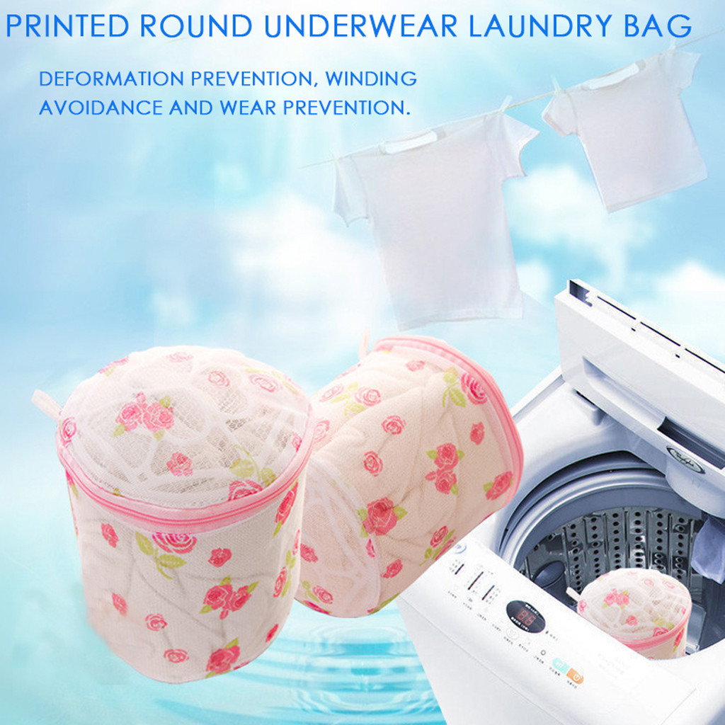 Net Wash Protective Mesh Laundry Wash Bags Bra Underwear Machine Laundry Bag Dropshipping Mar16